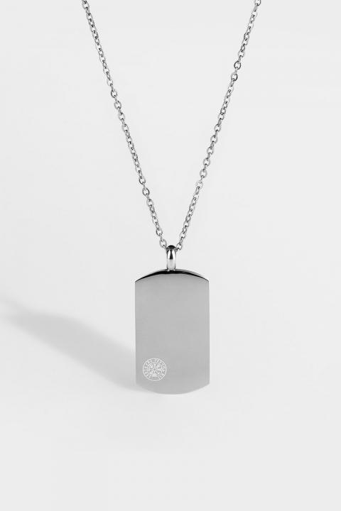 Northern Legacy Vegvisir Tag Halskæde Silver