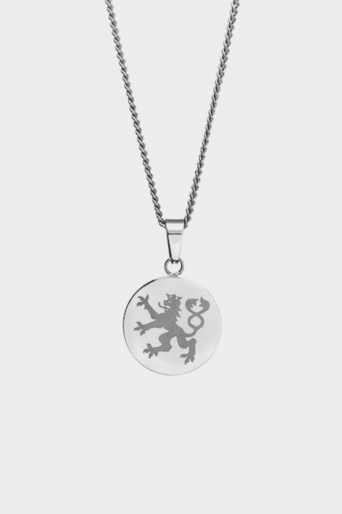 Northern Legacy Lionheart Pendant Halskette Silver