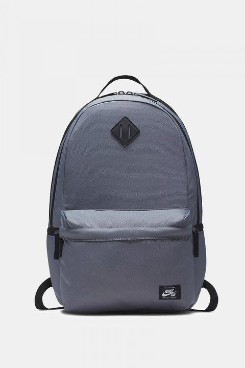 Nike SB Icon BKPK Cool Grey/Sort/Hvid