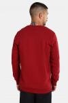 Fila MEN Aren Crew Sweatshirts Merlot