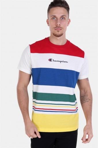 Crewneck T-shirt OFW/Allover
