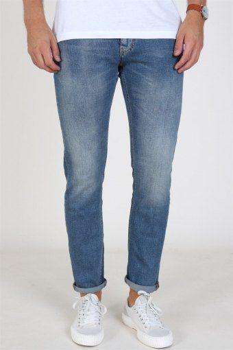 Jeff Premium Blue Jeans