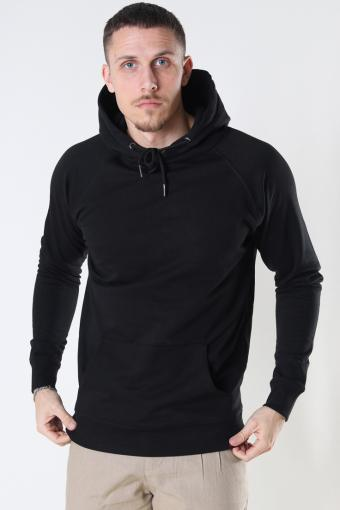 BASIC SWEAT HOODIE 001 Black
