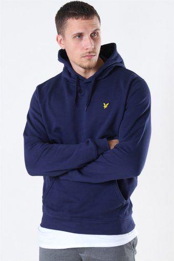 Pullover Hoodie Navy