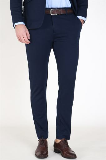 Clean Cut  Milano Jersey Pants Navy