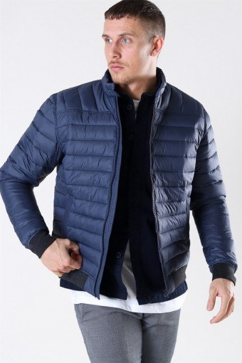 Clement Recycle Jacke Navy