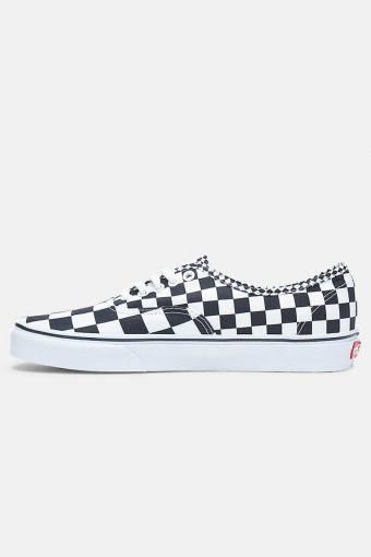Authentic Mix Checker Black/True