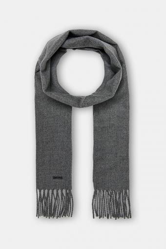 Carlo Schal Medium Grey Melange