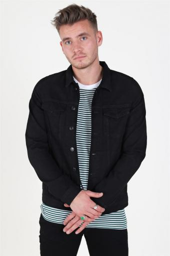 Denim Jacke Rolf Black