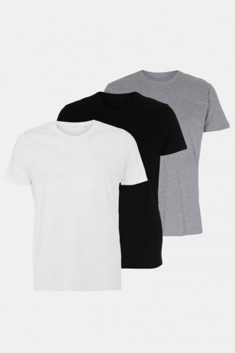 3 Pack T-Shirts Multi