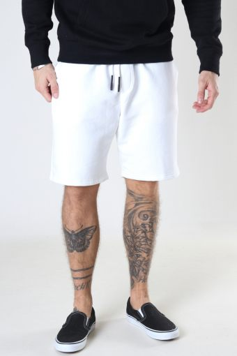 Onsceres Life Sweat Shorts White