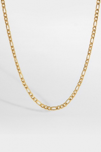 Antique Halskette Guld