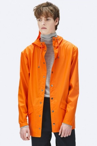 RegnJacke Fire Orange