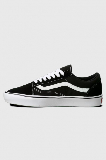 Comfycush Old Schuhol Sneakers Black/True White