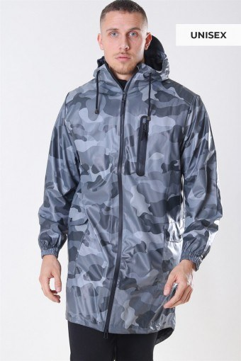 AOP Parka RegnJacke Night Camo