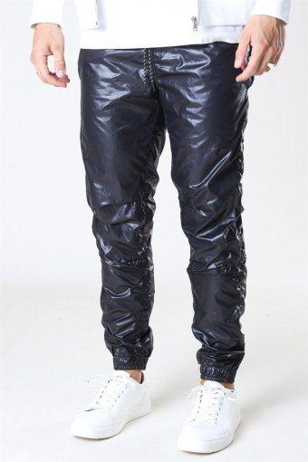 Parachute Hose Black