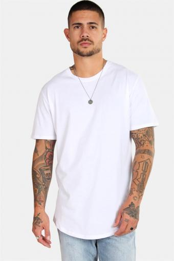 Matt Longy SS T-shirt White