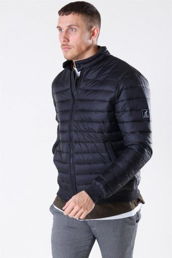 Clement Recycle Jacke Black