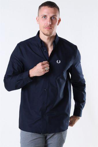 Oxford Hemd Navy