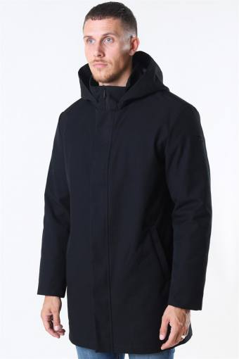 Claus Technical 2in1 Jacke Black