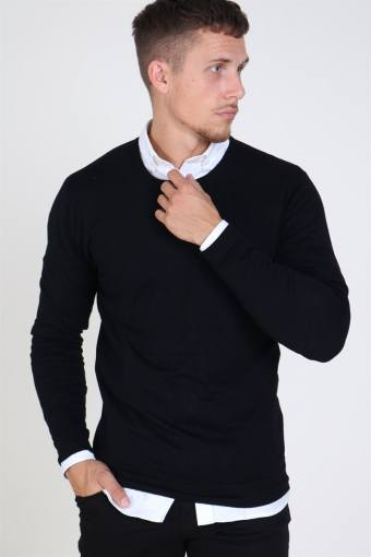 Tailored & originals Mont Stricken Black