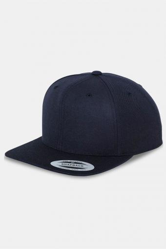 Flexfit Classic Snapback Cap Dark Navy