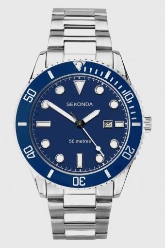 1789 Stainless Steel Bracelet Uhr