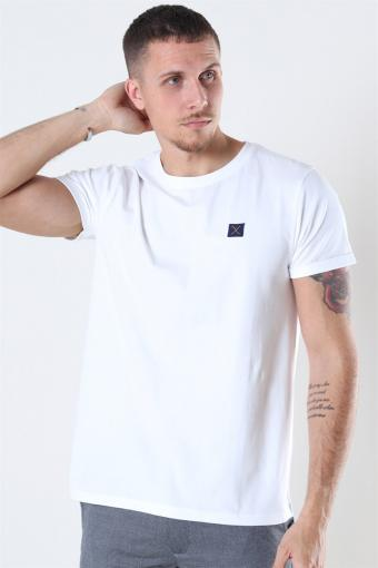 Clean Cut Basic Organic T-shirt White