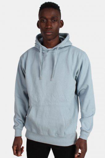 Hooded Sweatshirts Dusty Blue