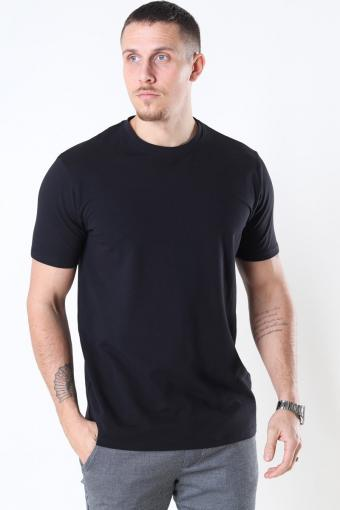 Tailored & Originals Shawn SS T-shirt Black