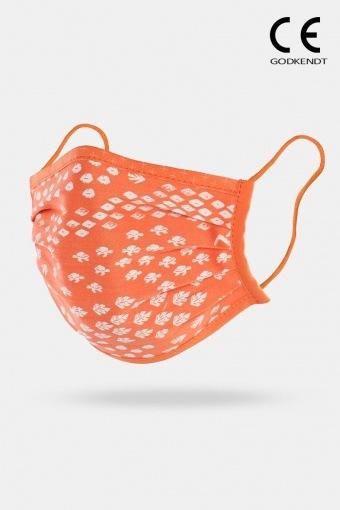 ISchuh Vital Supreme Line Face Cover Floral Orange
