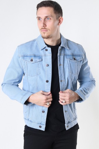 Kash Denim Jacket 130 Sky blue