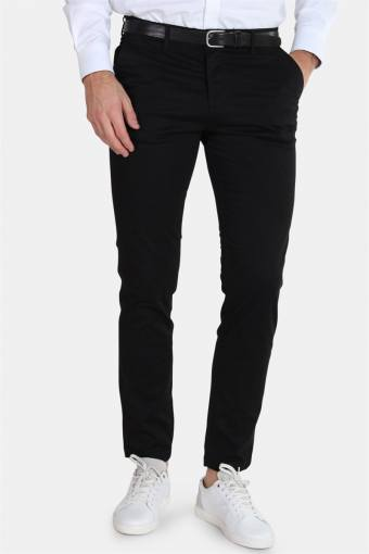 Marco Bowie Chinos Black