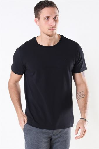 Clean Cut Miami Stretch T-shirt Black