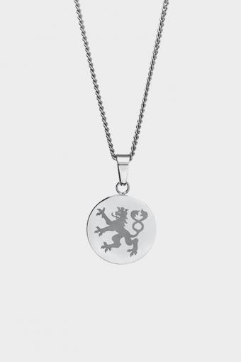 Lionheart Pendant Halskette Silver