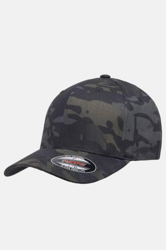Multicam Cap Black