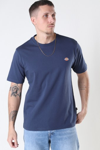 SS MAPLETON T-SHIRT  NAVY BLUE