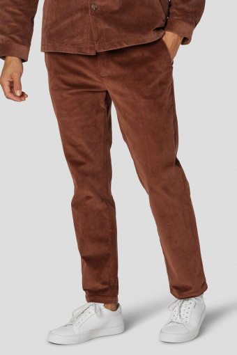 Lake Corduroy Pants Bombay Orange