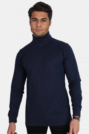 TUhrtleneck Blue Navy