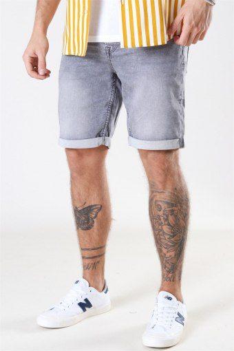 Ply PK 5229 Shorts Grey Denim