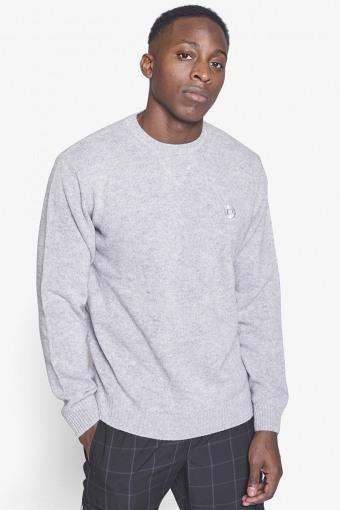 Kriller Wool Knit Grey