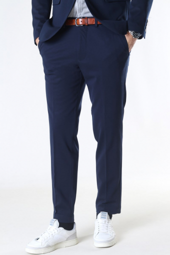 Slim Jim Flex Hose Navy Blazer