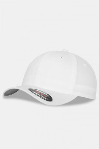 Flexfit Wooly Combed Original Cap White