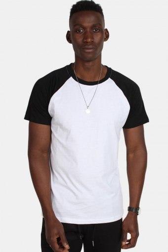 Uhrban Classics Tb639 T-shirt White/Black