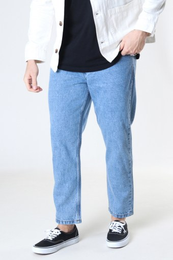 ONSAVI BEAM LIFE CROP L BLUE PK 9105 Blue Denim