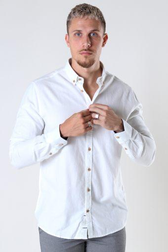Johan Diego Cotton Hemd Off White