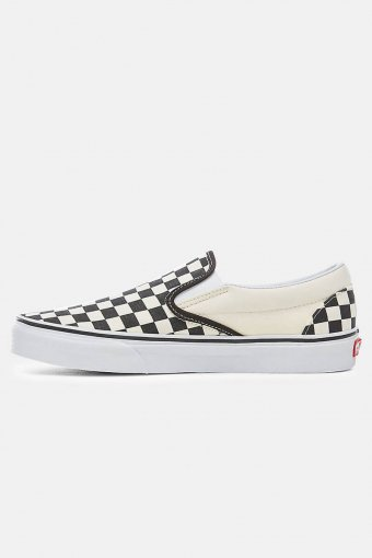 Classic Slip-On Sneakers Blk/WhtChckerboard/Wht