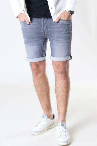 Jjirick Jjicon Shorts Ge 005 Grey Denim