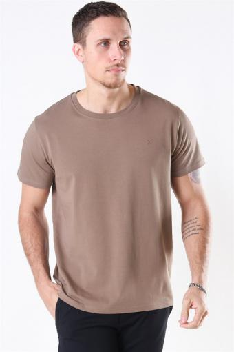 Clean Cut Miami Stretch T-shirt Camel