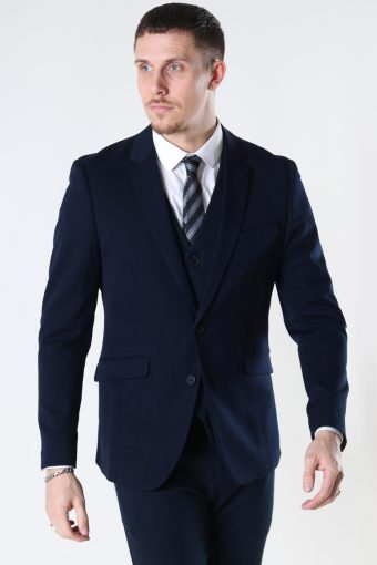 Cole Stretch Nano Blazer Navy